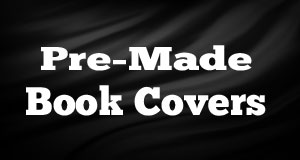 Pre-Made Book Covers For Sale